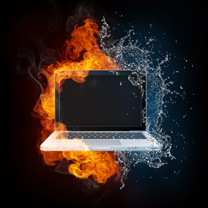 bigstock-laptop-in-fire-and-water-isola-32513612